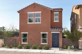 Plan 1609 Modeled - Mountain Enclave: Tucson, Arizona - KB Home