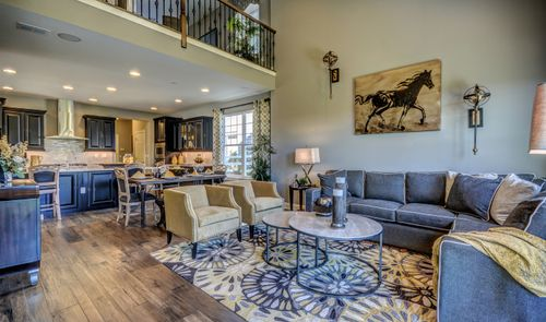 K. Hovnanian's® Four Seasons at Monmouth Woods by K. Hovnanian's® Four Seasons in Monmouth County New Jersey