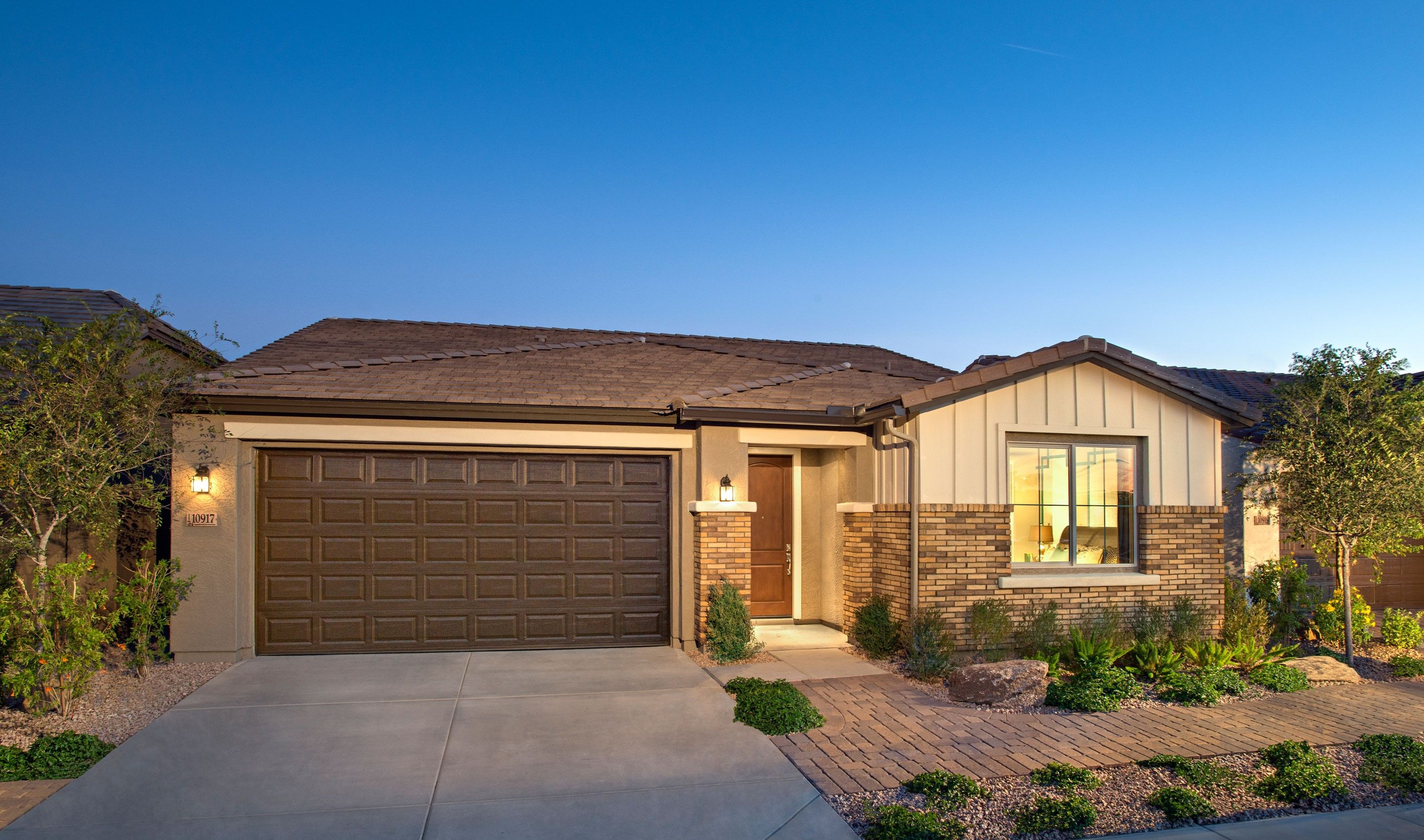 Search sun city new homes find new construction in sun for Building a house in arizona