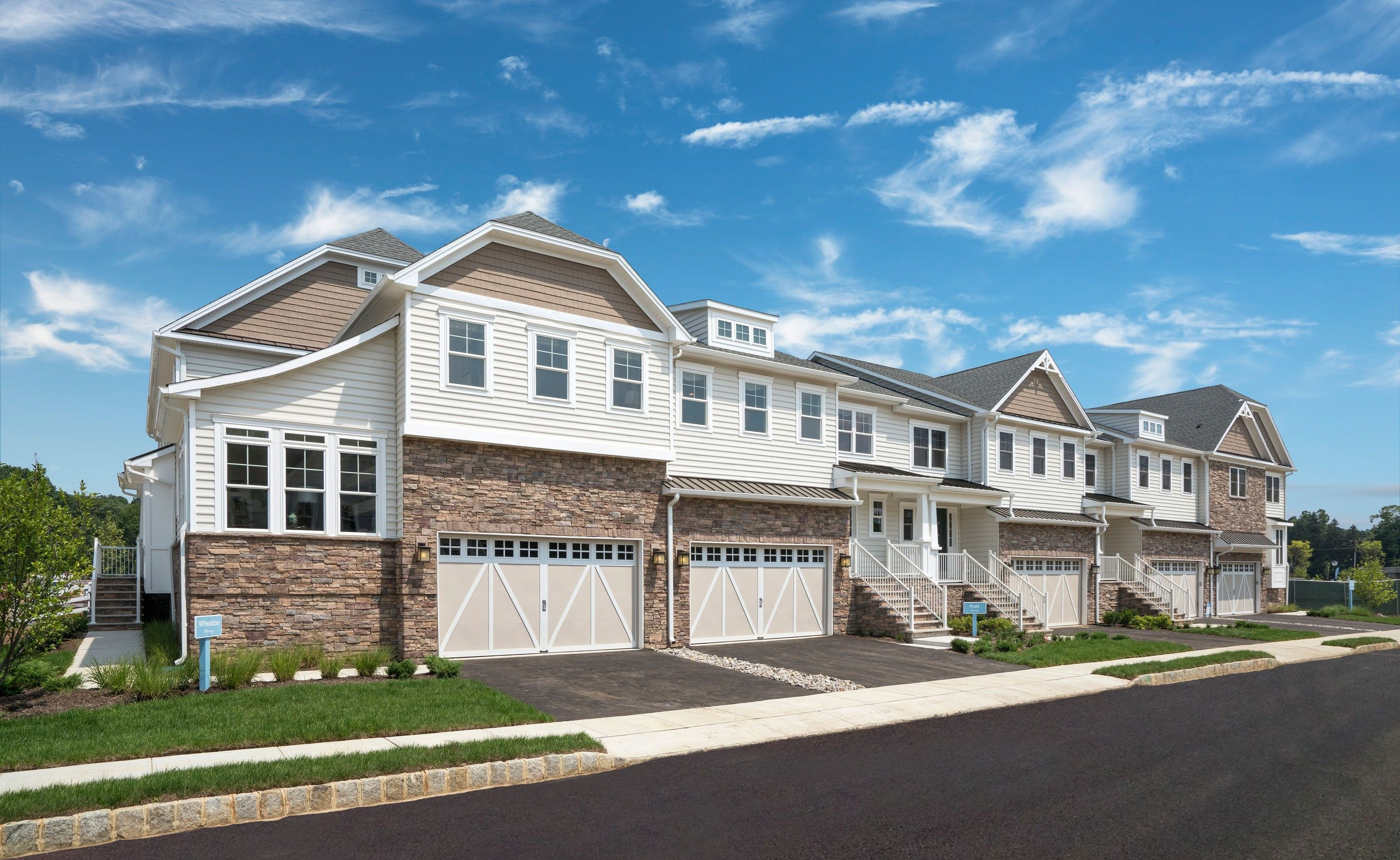 New home construction plans in monmouth county nj for New jersey home builders