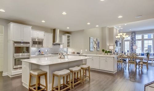 Kitchen-in-Pratt-at-Four Ponds at Lincroft-in-Lincroft