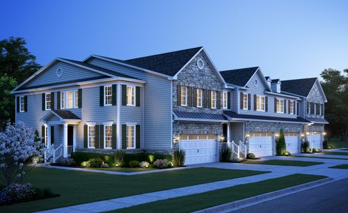 The Residences at Columbia Park by K. Hovnanian® Homes in Morris County New Jersey