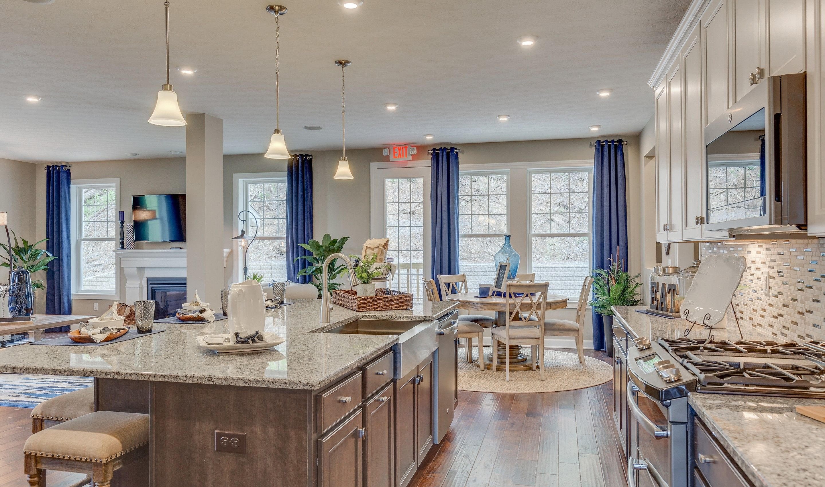 Kitchen featured in the Thorndale By K. Hovnanian® Homes - Build on Your Lot in Toledo, OH