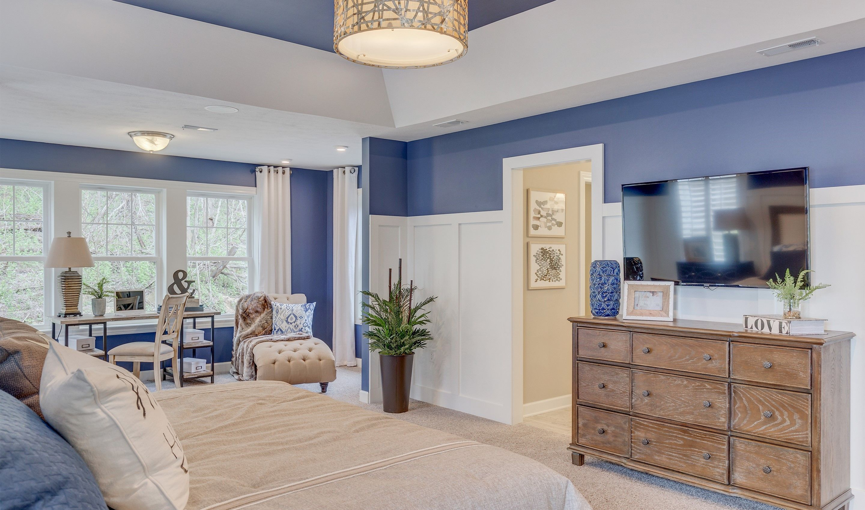 Bedroom featured in the Thorndale By K. Hovnanian® Homes - Build on Your Lot in Mansfield, OH