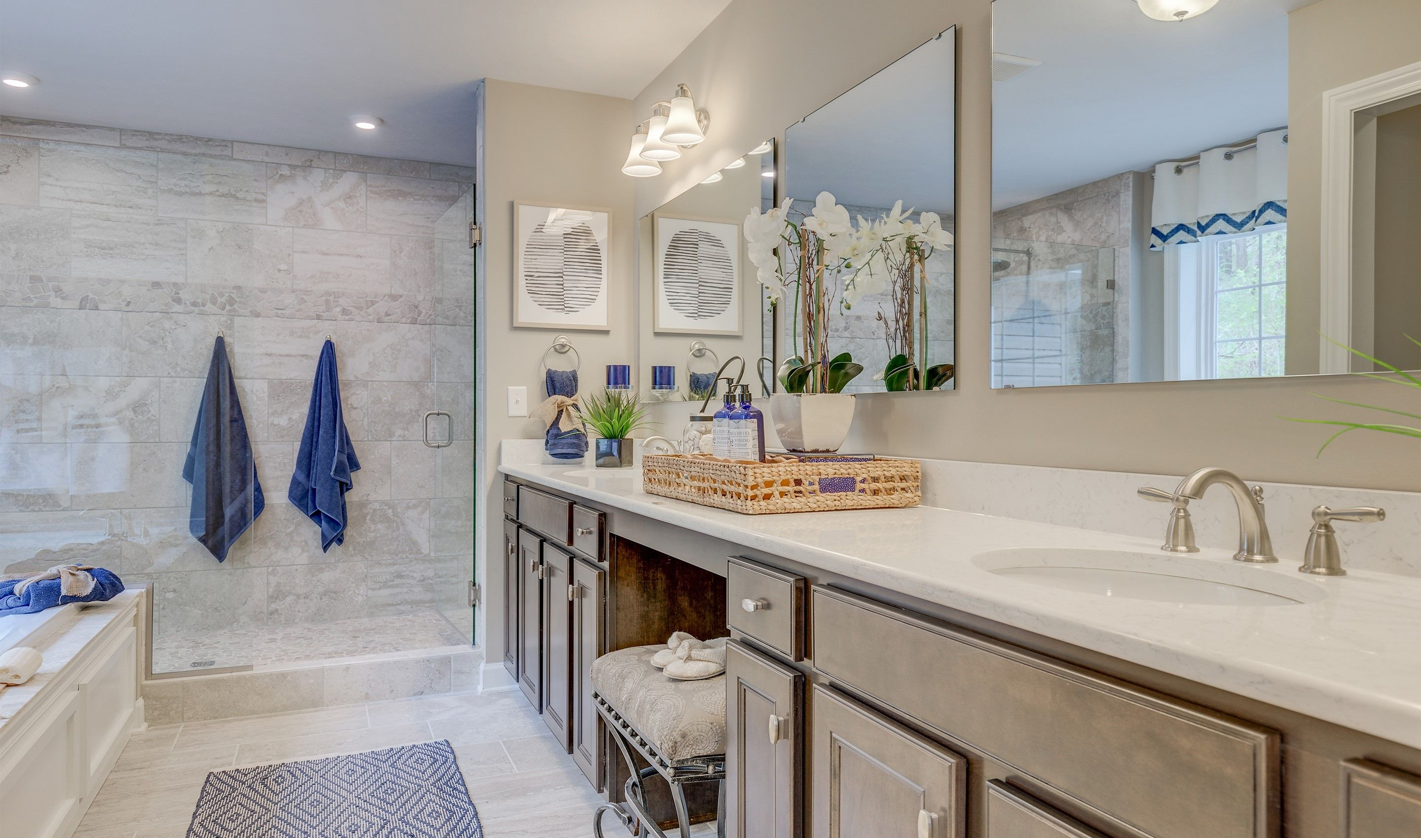 Bathroom featured in the Thorndale By K. Hovnanian® Homes - Build on Your Lot