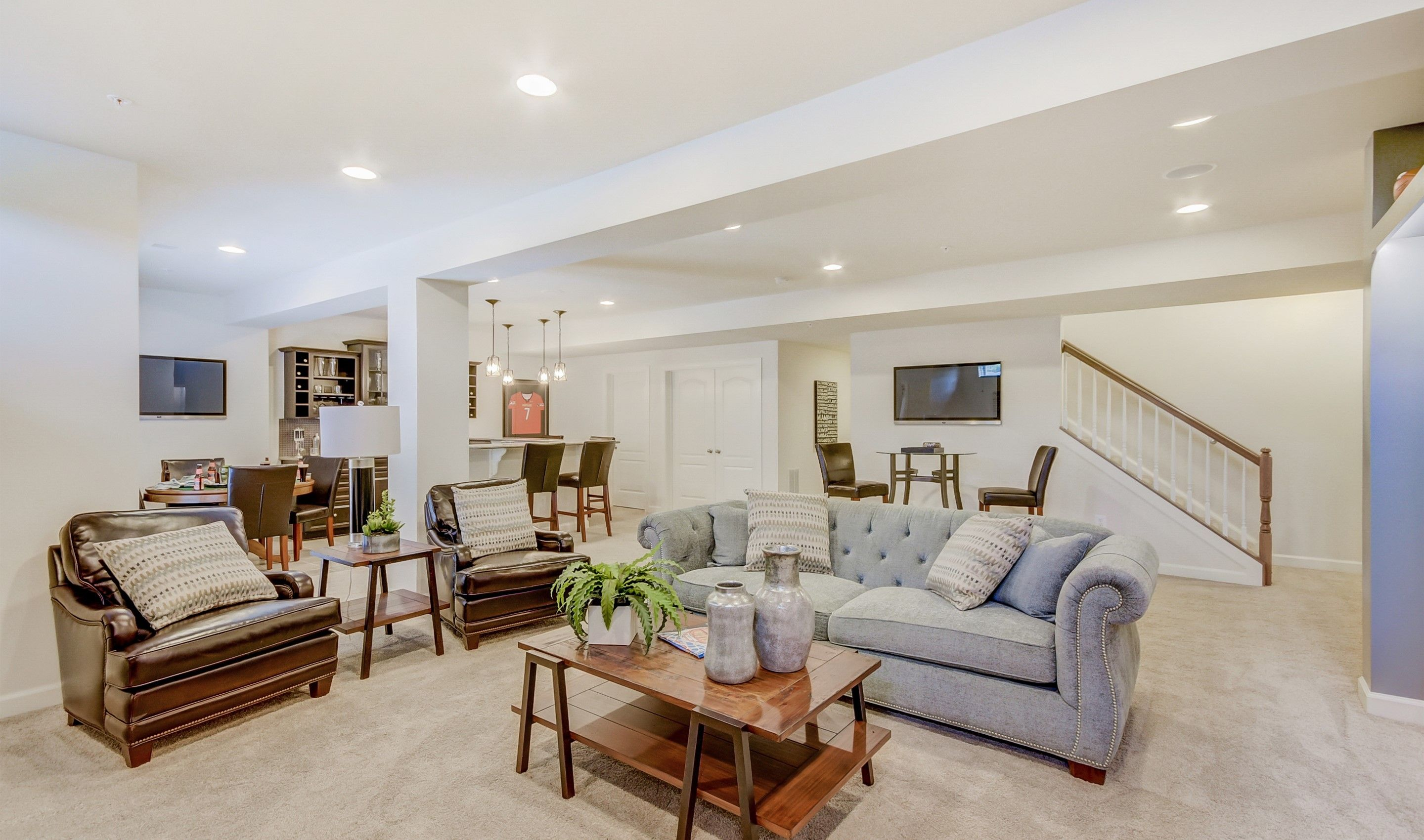 Living Area featured in the Colorado II By K. Hovnanian® Homes in Wilmington-Newark, DE