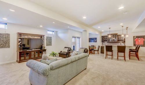 Greatroom-and-Dining-in-Colorado-at-The Estates at Cedar Lane-in-Middletown