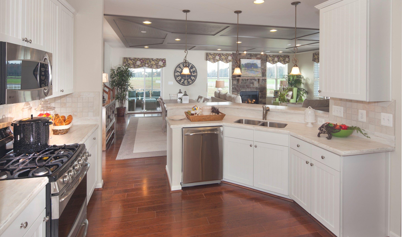 Kitchen-in-Jasmine-at-Hidden Brook-in-Dover