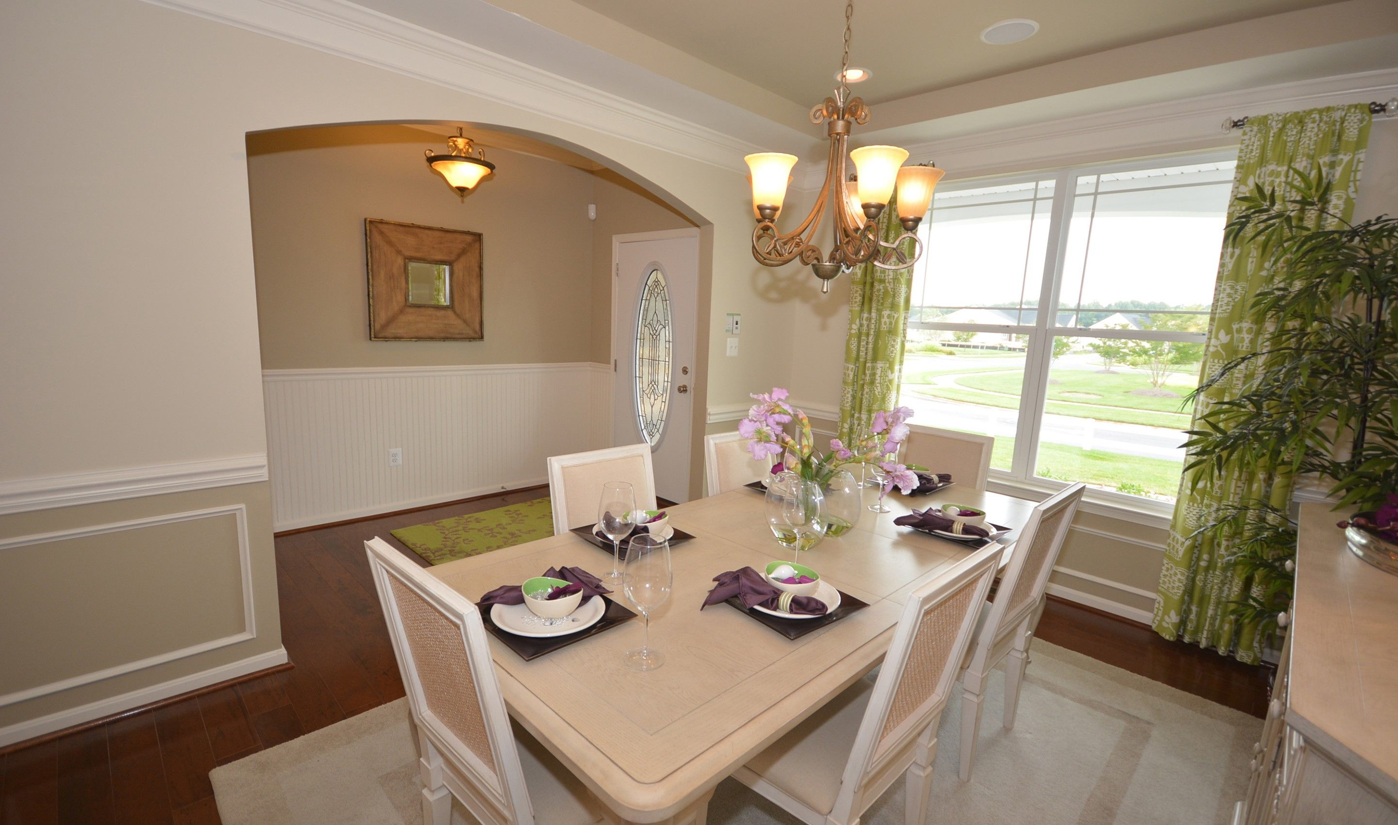 Living Area featured in the Jasmine By K. Hovnanian® Homes in Sussex, DE
