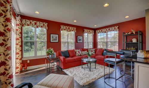 Greatroom-and-Dining-in-Dover-at-The Estates at Cedar Lane-in-Middletown