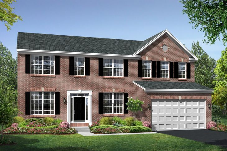Exterior:Delaware Traditional