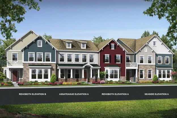 Exterior:Luxurious Villas