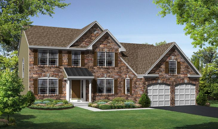 Exterior:Maine II Colonial