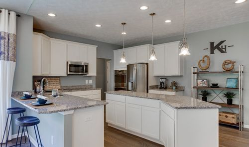 Kitchen-in-Anderson-at-Forest Valley-in-Streetsboro