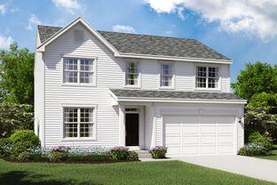 Hanover - Meadow Lakes: North Ridgeville, Ohio - K. Hovnanian® Homes