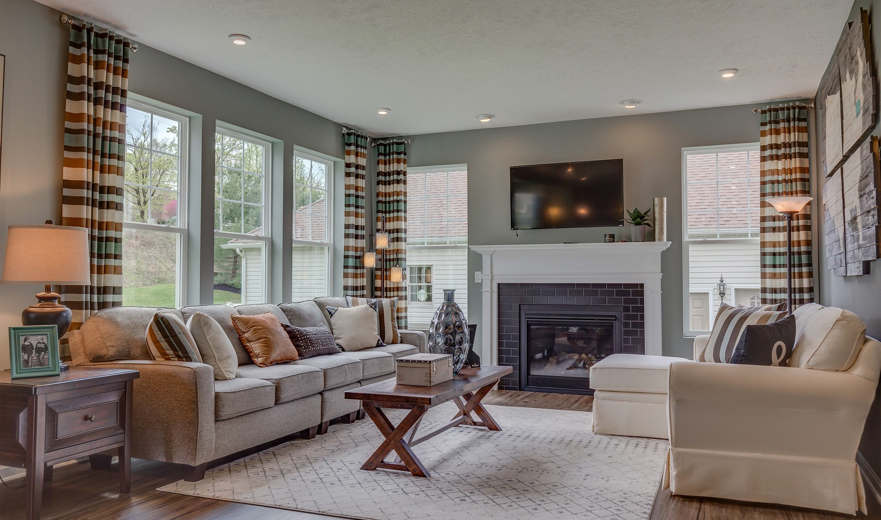 Living Area featured in the Turner By K. Hovnanian® Homes - Build on Your Lot in Columbus, OH