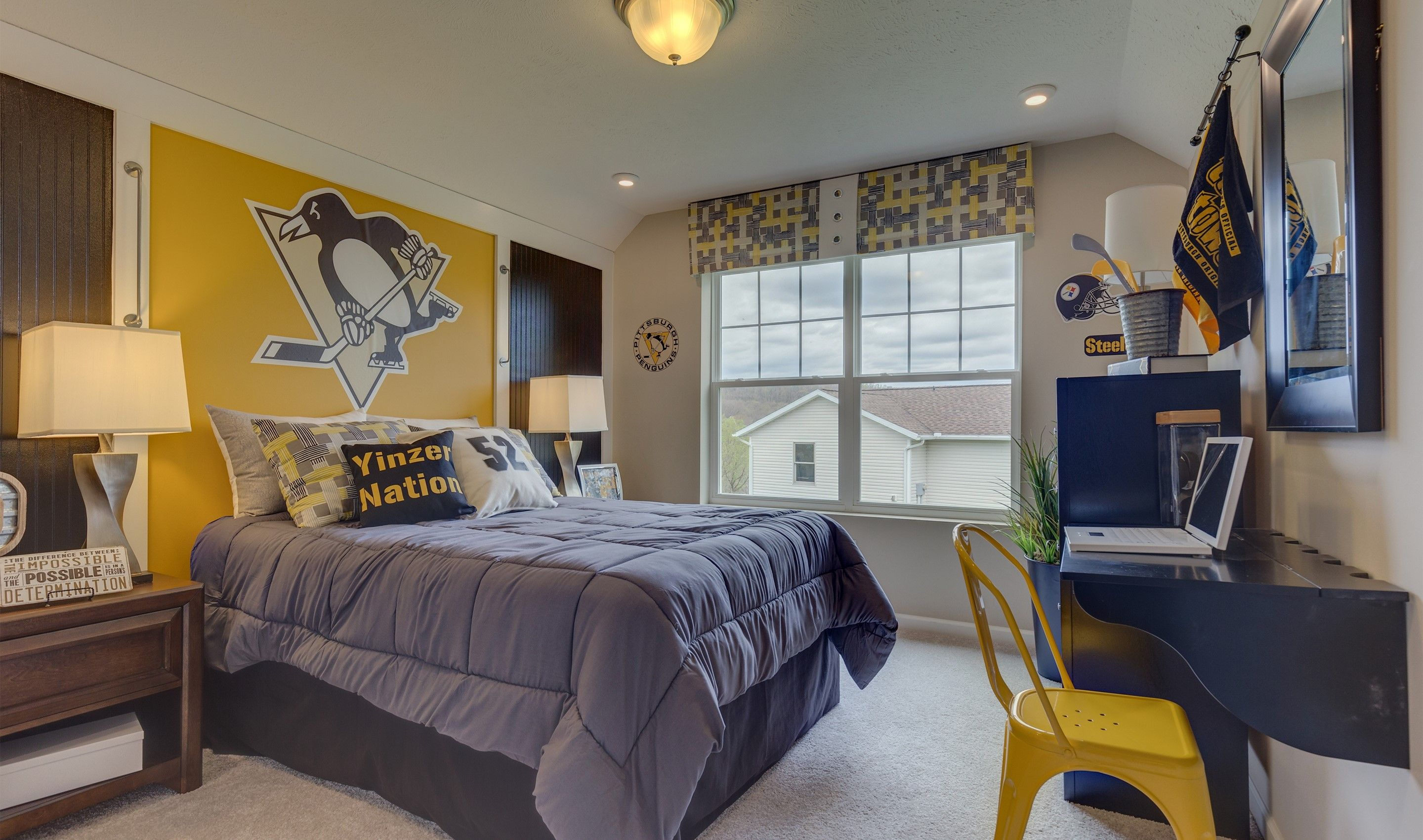 Bedroom featured in the Turner By K. Hovnanian® Homes - Build on Your Lot in Columbus, OH
