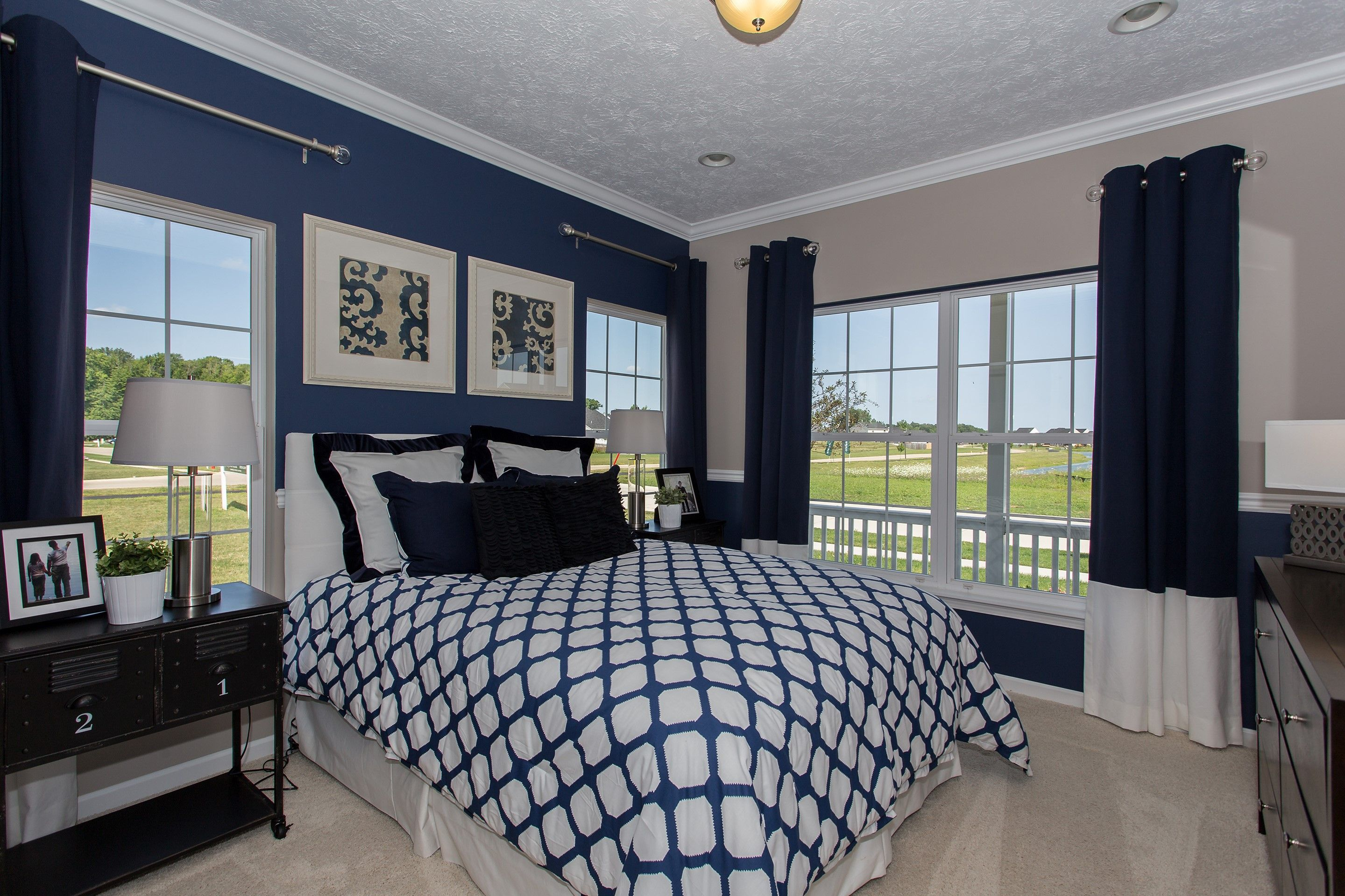 Bedroom featured in the Easton By K. Hovnanian® Homes in Cleveland, OH