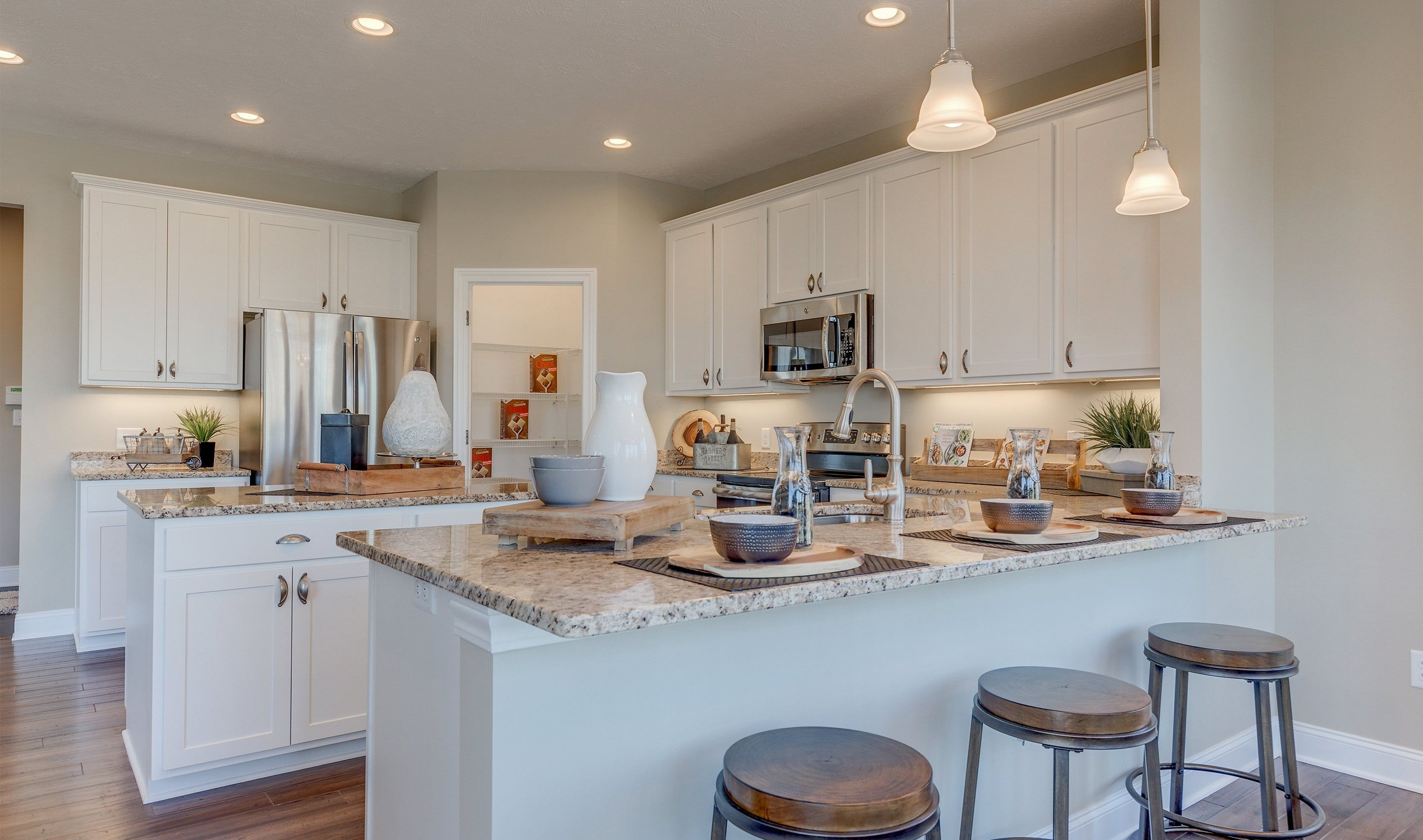 Kitchen featured in the Appleton - 3-Car Garage By K. Hovnanian® Homes in Cleveland, OH
