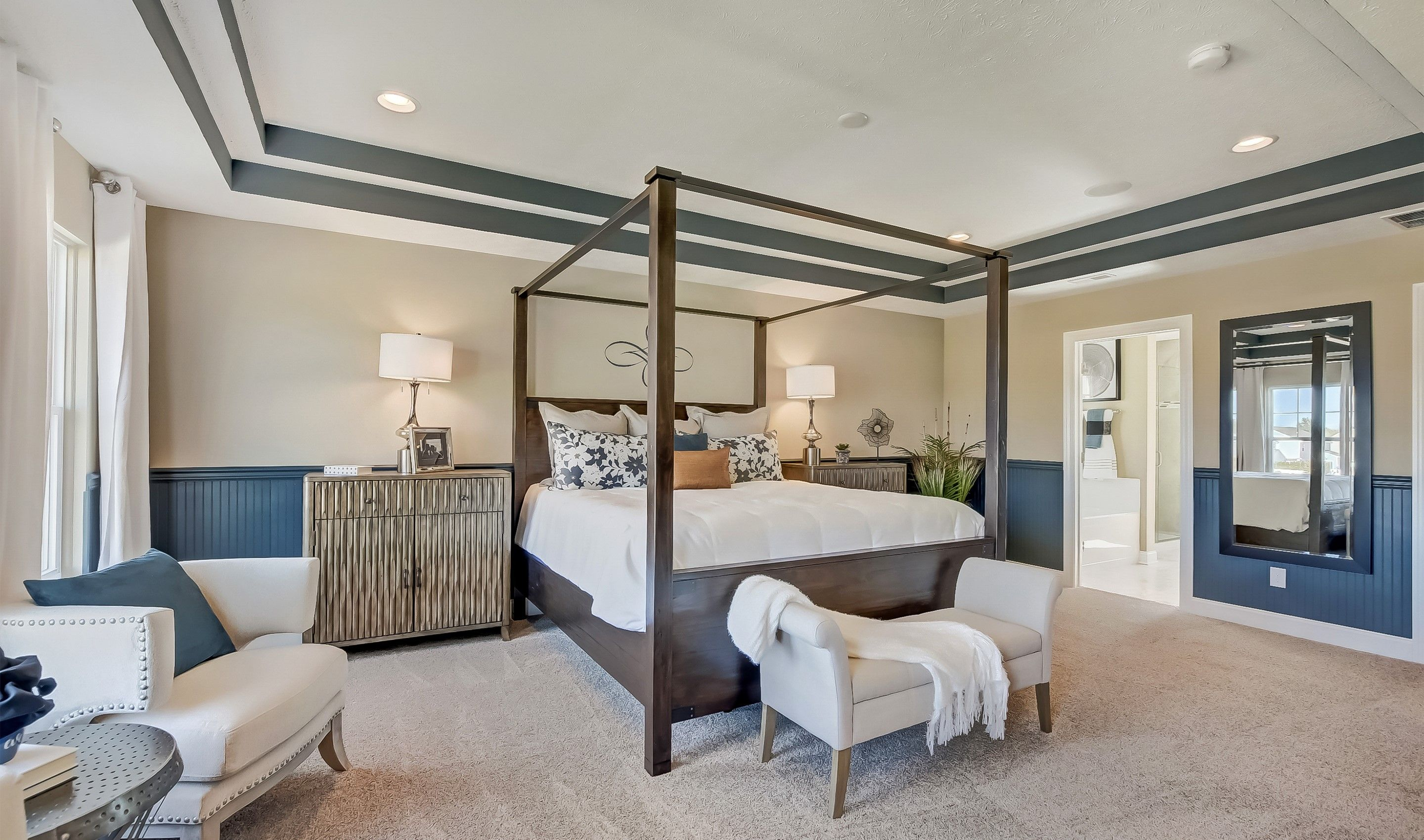 Bedroom featured in the Anderson By K. Hovnanian® Homes in Cleveland, OH