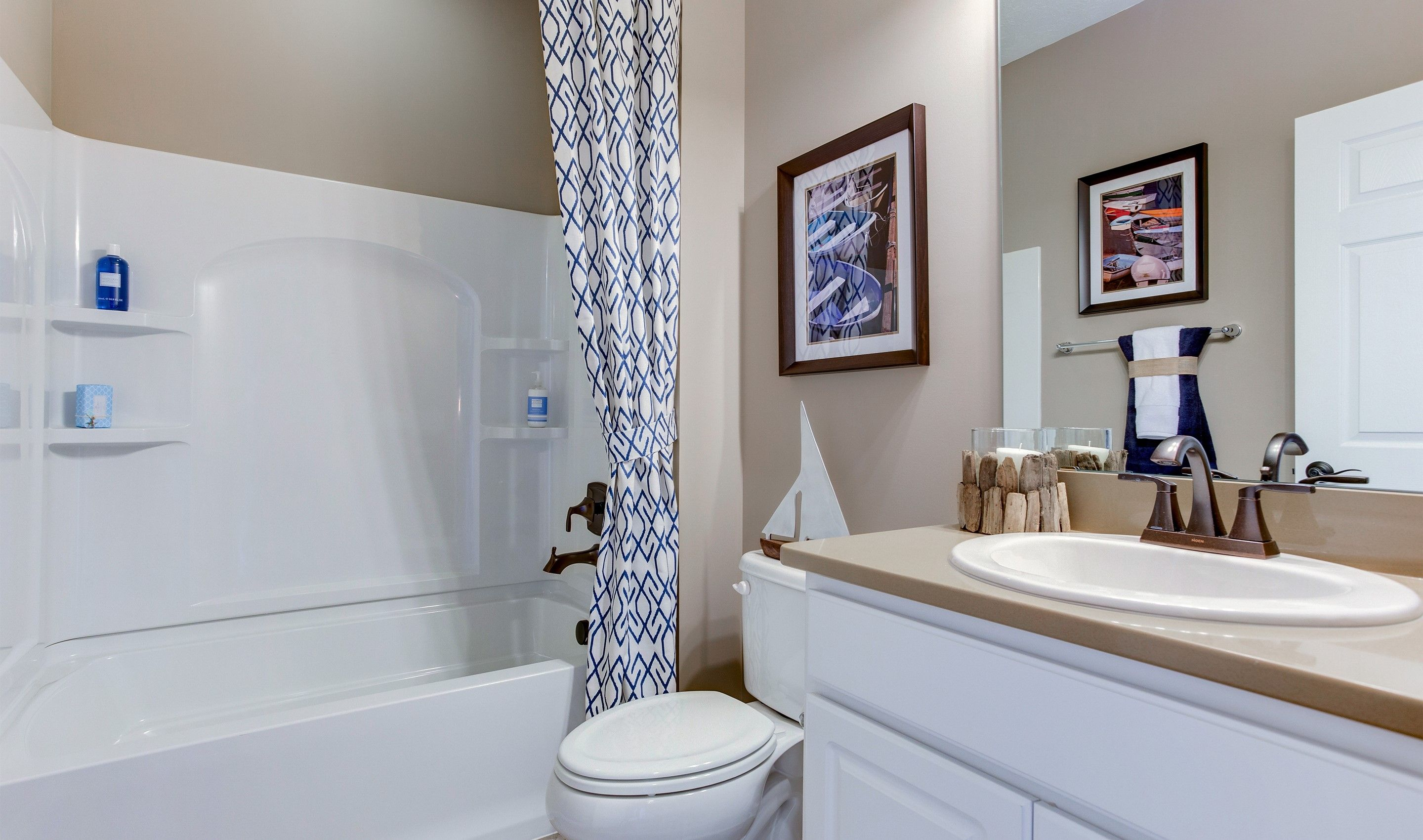 Bathroom featured in the Dorchester Loft By K. Hovnanian's® Four Seasons in Cleveland, OH