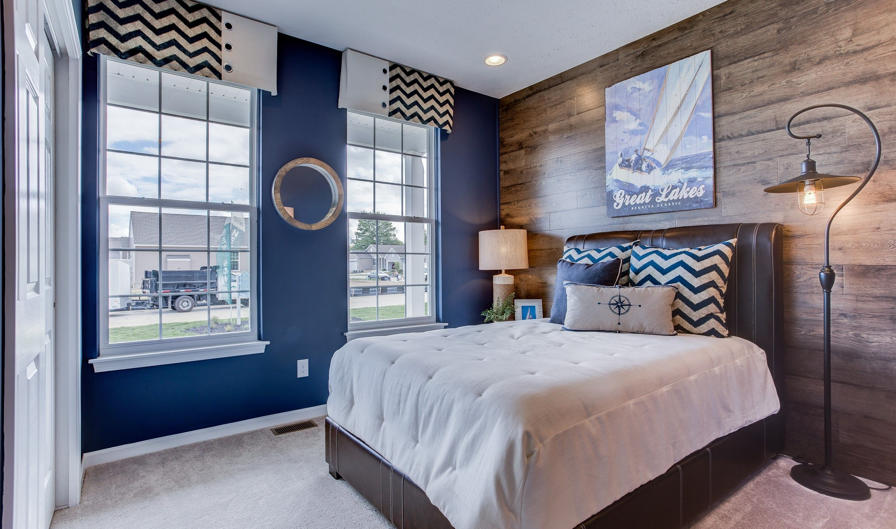 Bedroom featured in the Dorchester Loft By K. Hovnanian's® Four Seasons in Cleveland, OH