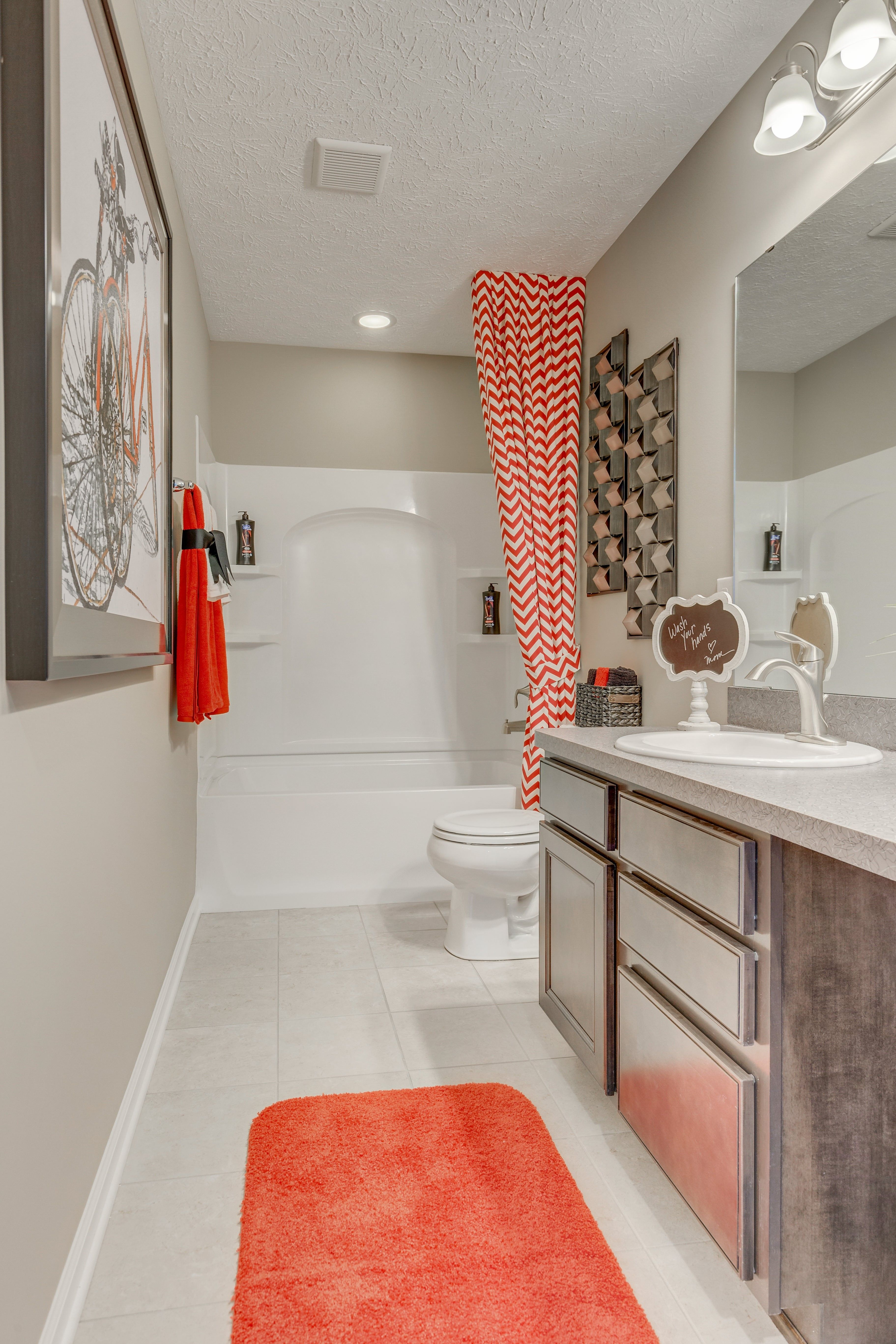 Bathroom featured in the Hanover By K. Hovnanian® Homes in Cleveland, OH