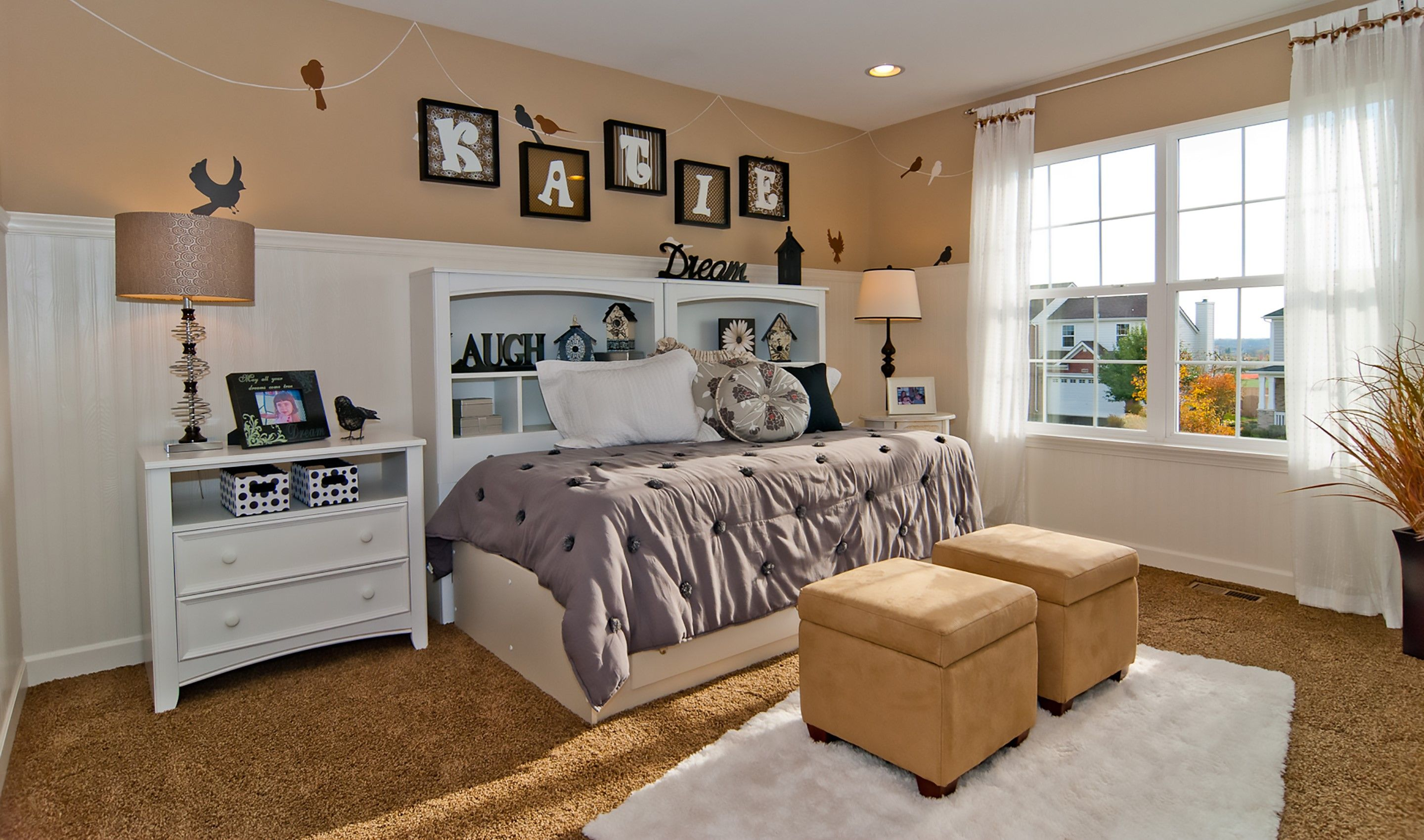 Bedroom featured in the Ellwood By K. Hovnanian® Homes in Chicago, IL