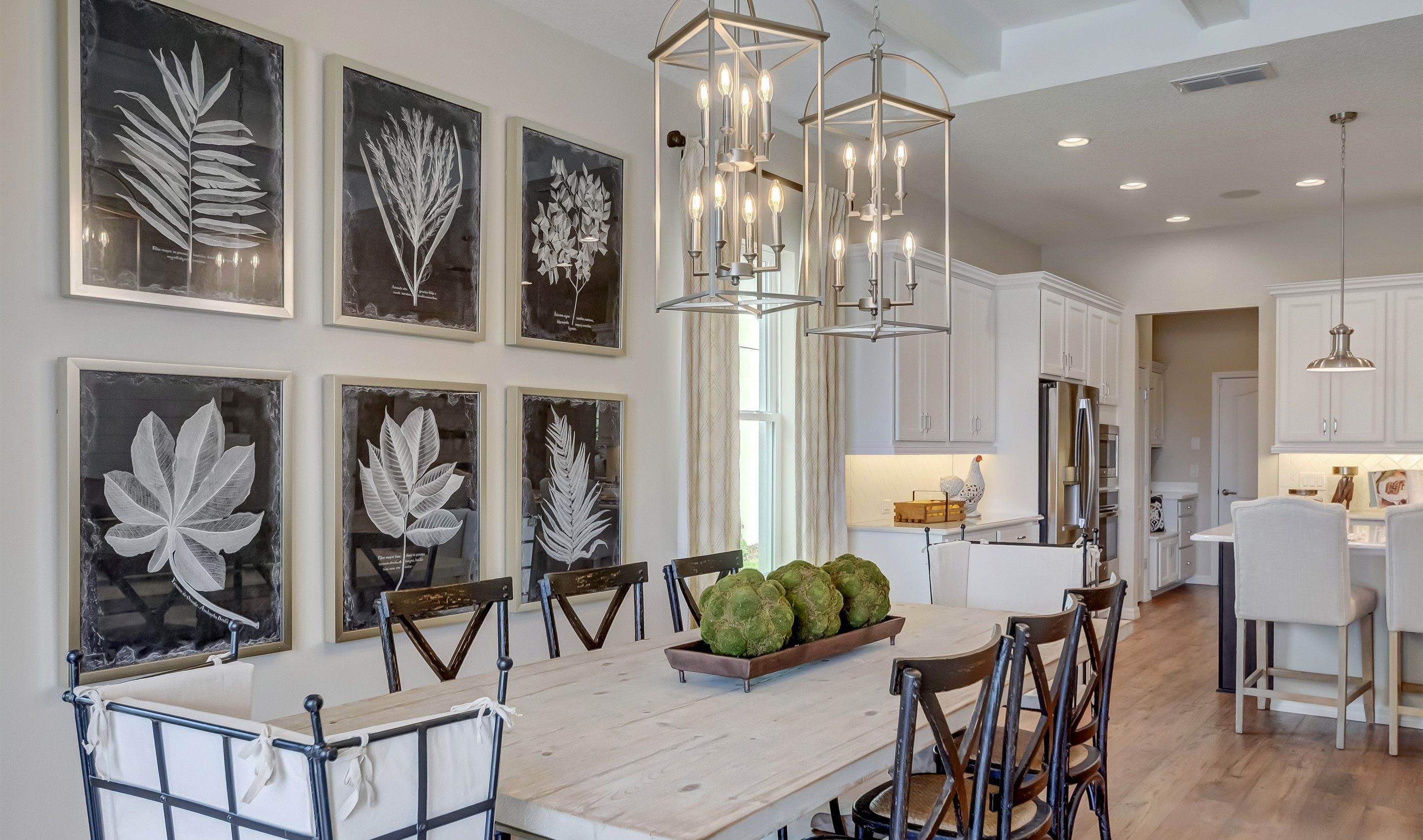 Kitchen-in-Balfour-at-K. Hovnanian's® Four Seasons at Orlando-in-Kissimmee