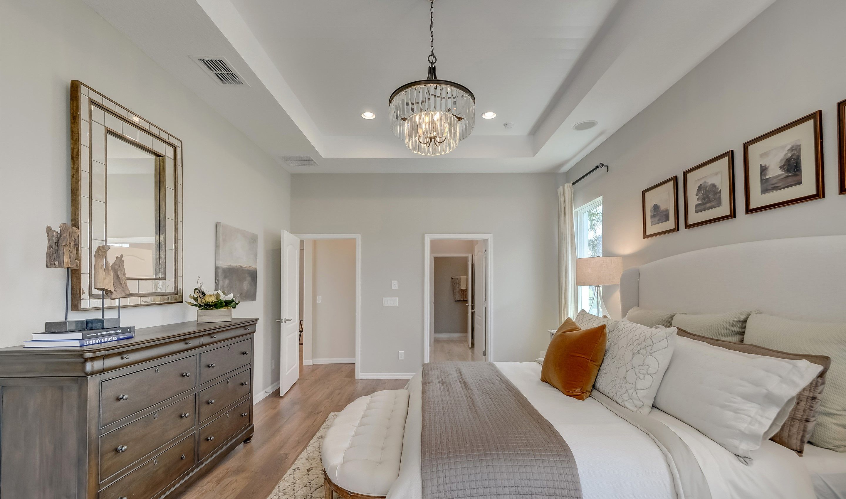 Bedroom featured in the Balfour By K. Hovnanian's® Four Seasons in Orlando, FL