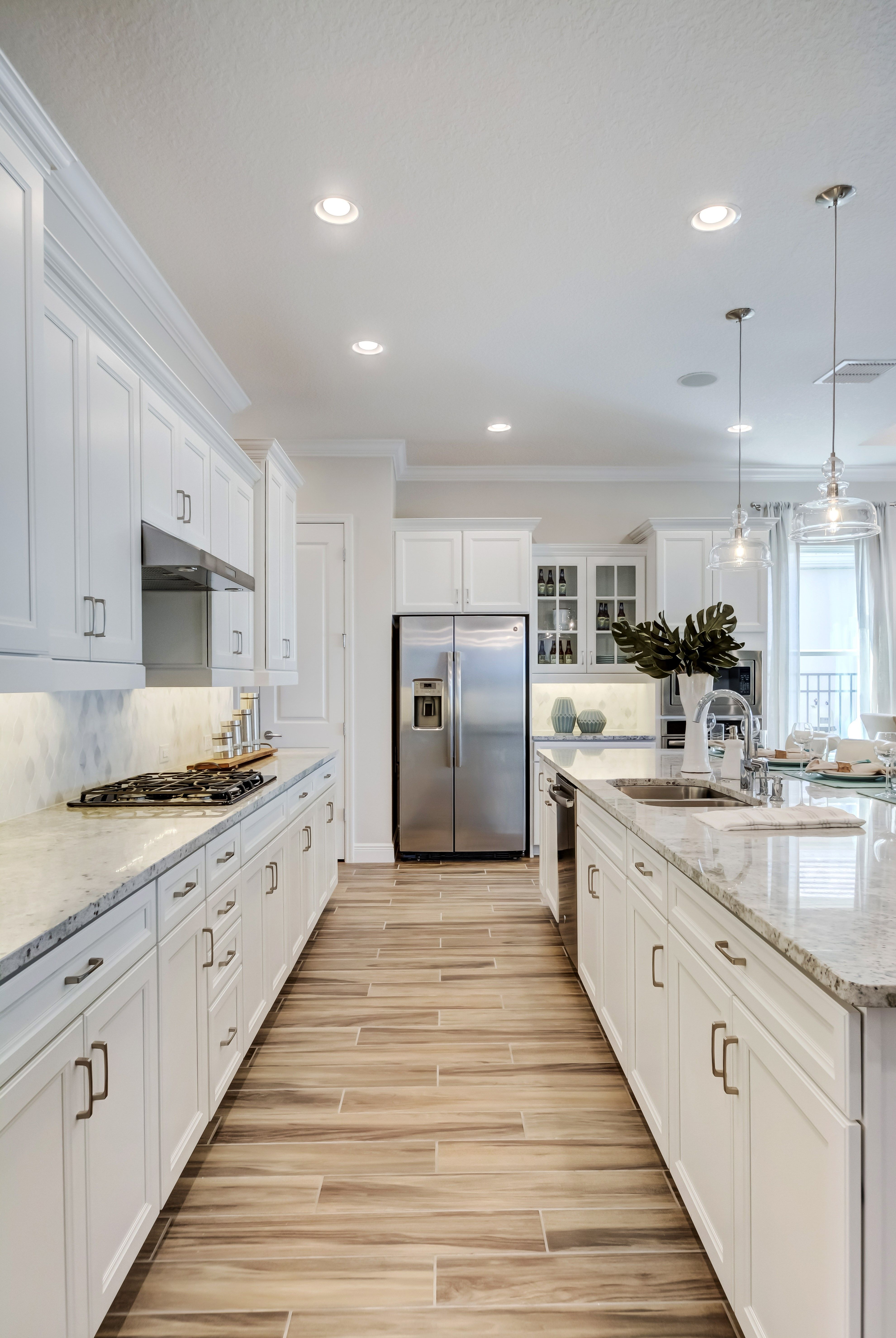 Kitchen featured in the Saint Lucia By K. Hovnanian's® Four Seasons in Orlando, FL