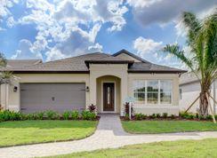 Saint Thomas - K. Hovnanian's® Four Seasons at Orlando: Kissimmee, Florida - K. Hovnanian's® Four Seasons