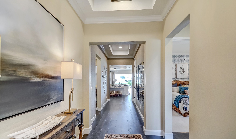 Hallway-in-Saint Thomas-at-K. Hovnanian's® Four Seasons at Orlando-in-Kissimmee