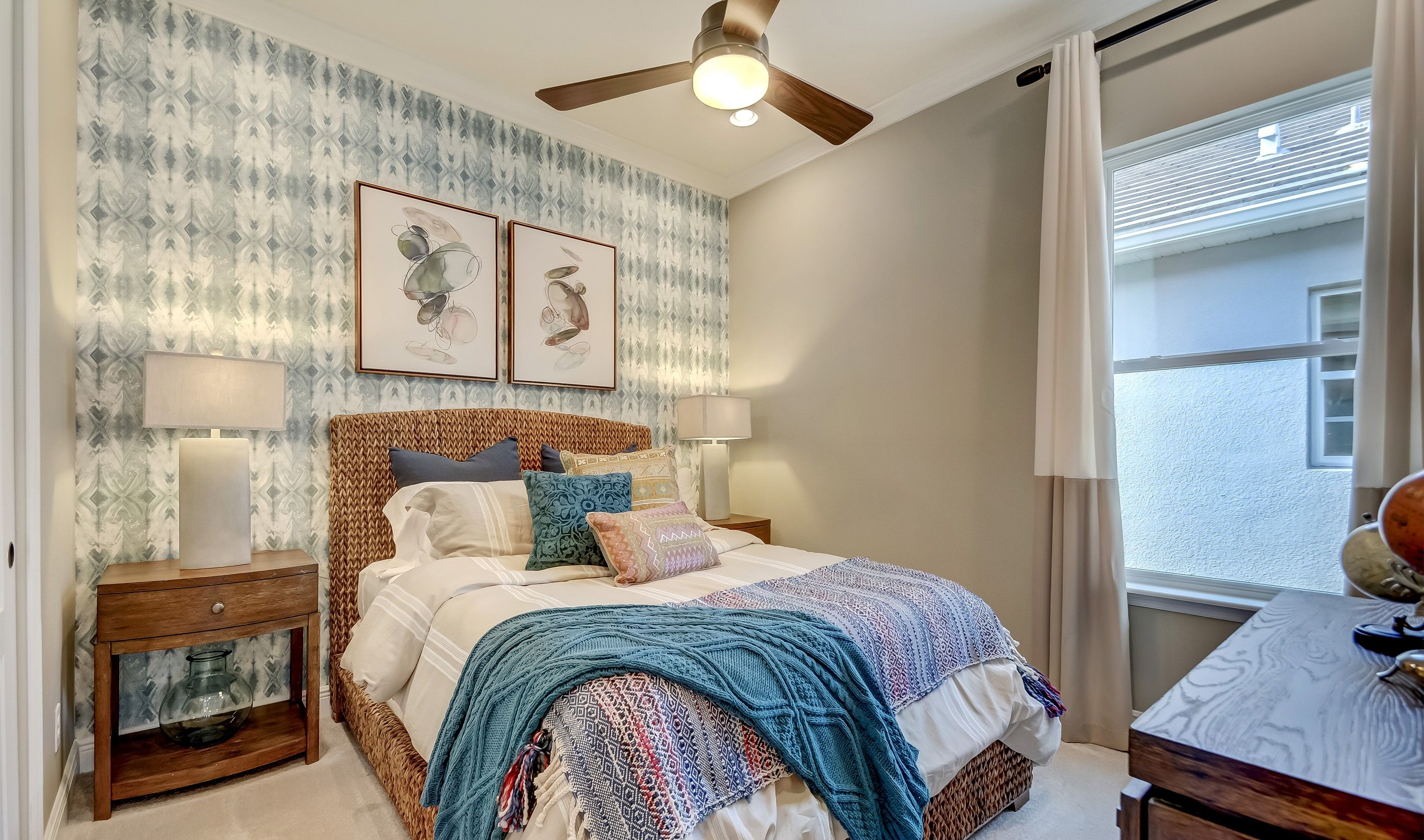 Bedroom featured in the Saint Thomas By K. Hovnanian's® Four Seasons in Orlando, FL