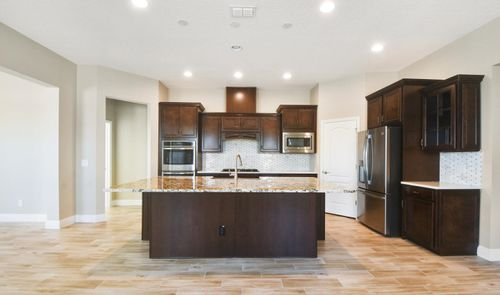 Kitchen-in-Barbados-at-K. Hovnanian's® Four Seasons at Orlando-in-Kissimmee