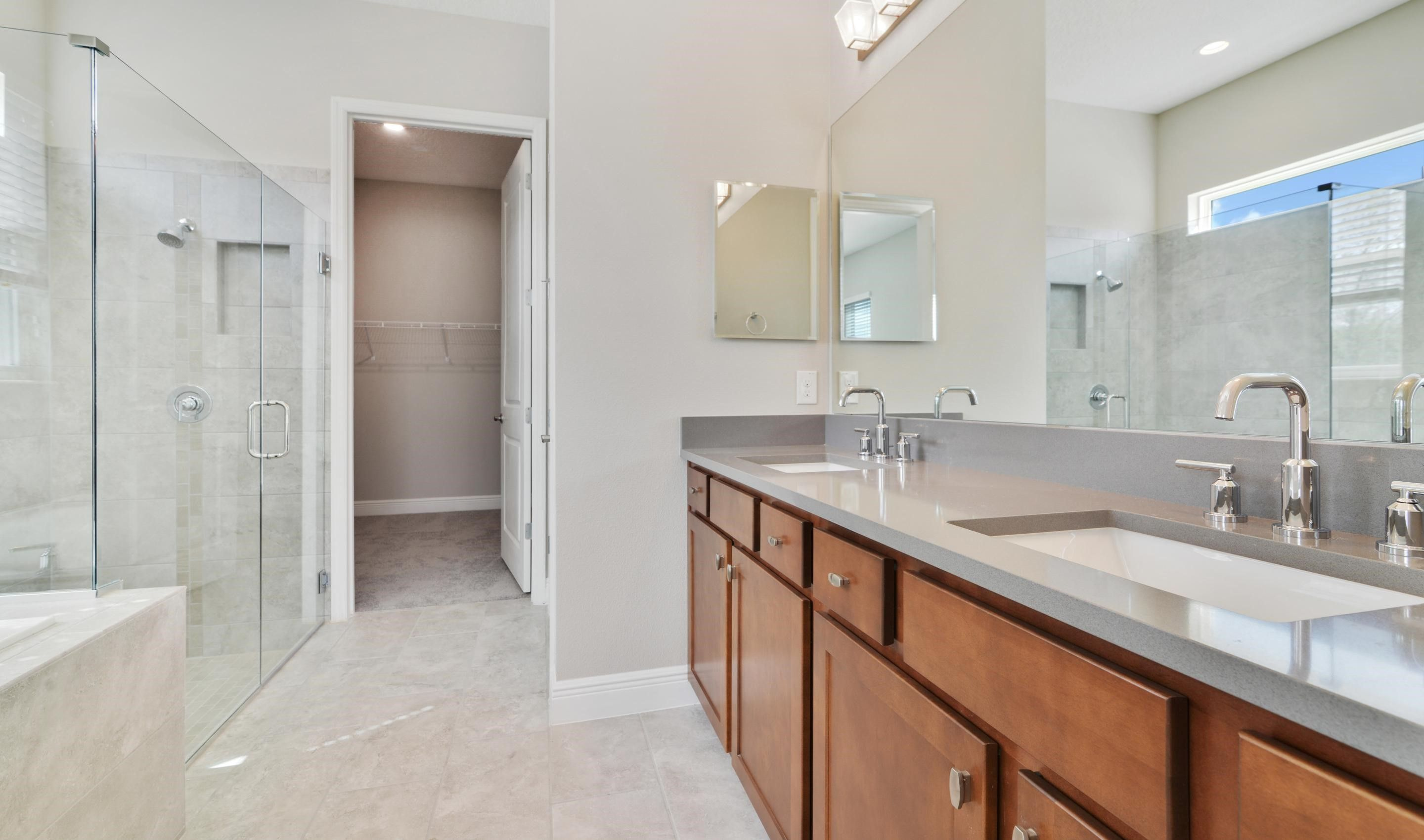 Bathroom featured in the Stella By K. Hovnanian's® Four Seasons in Orlando, FL