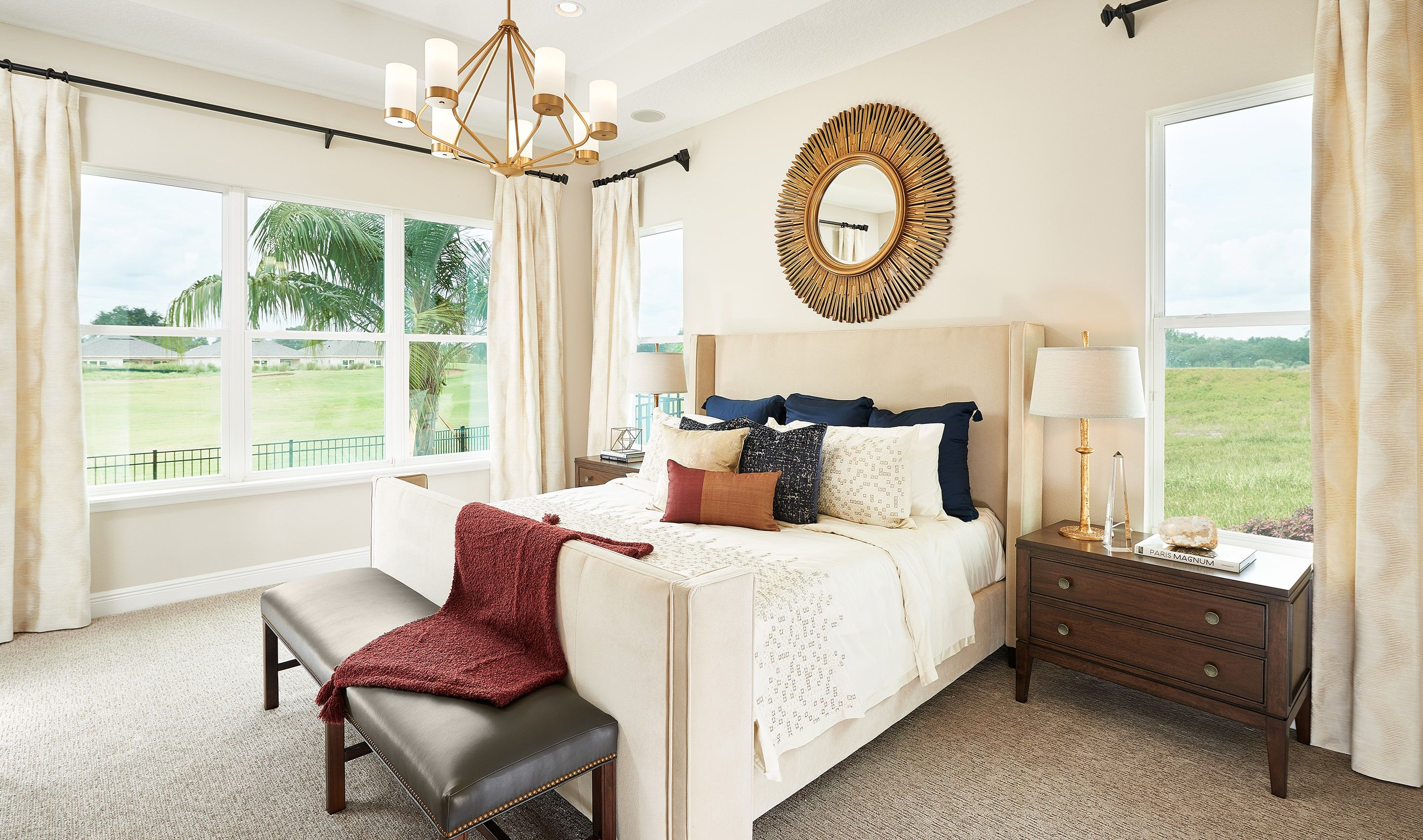Bedroom featured in the Dominica By K. Hovnanian's® Four Seasons in Orlando, FL