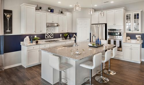 Kitchen-in-Dorchester-at-K. Hovnanian's® Four Seasons at Monmouth Woods-in-Howell
