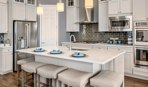 Kitchen-in-Anegada II Loft-at-K. Hovnanian's® Four Seasons at Monmouth Woods-in-Howell