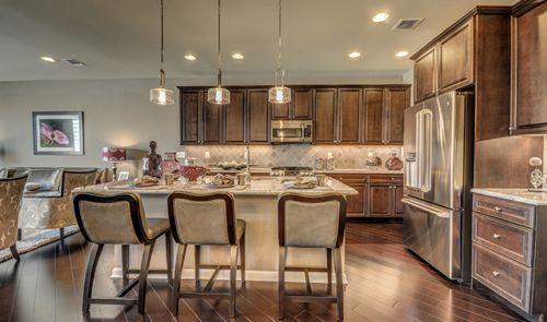 Kitchen-in-Grenada-at-K. Hovnanian's® Four Seasons at Monmouth Woods-in-Howell