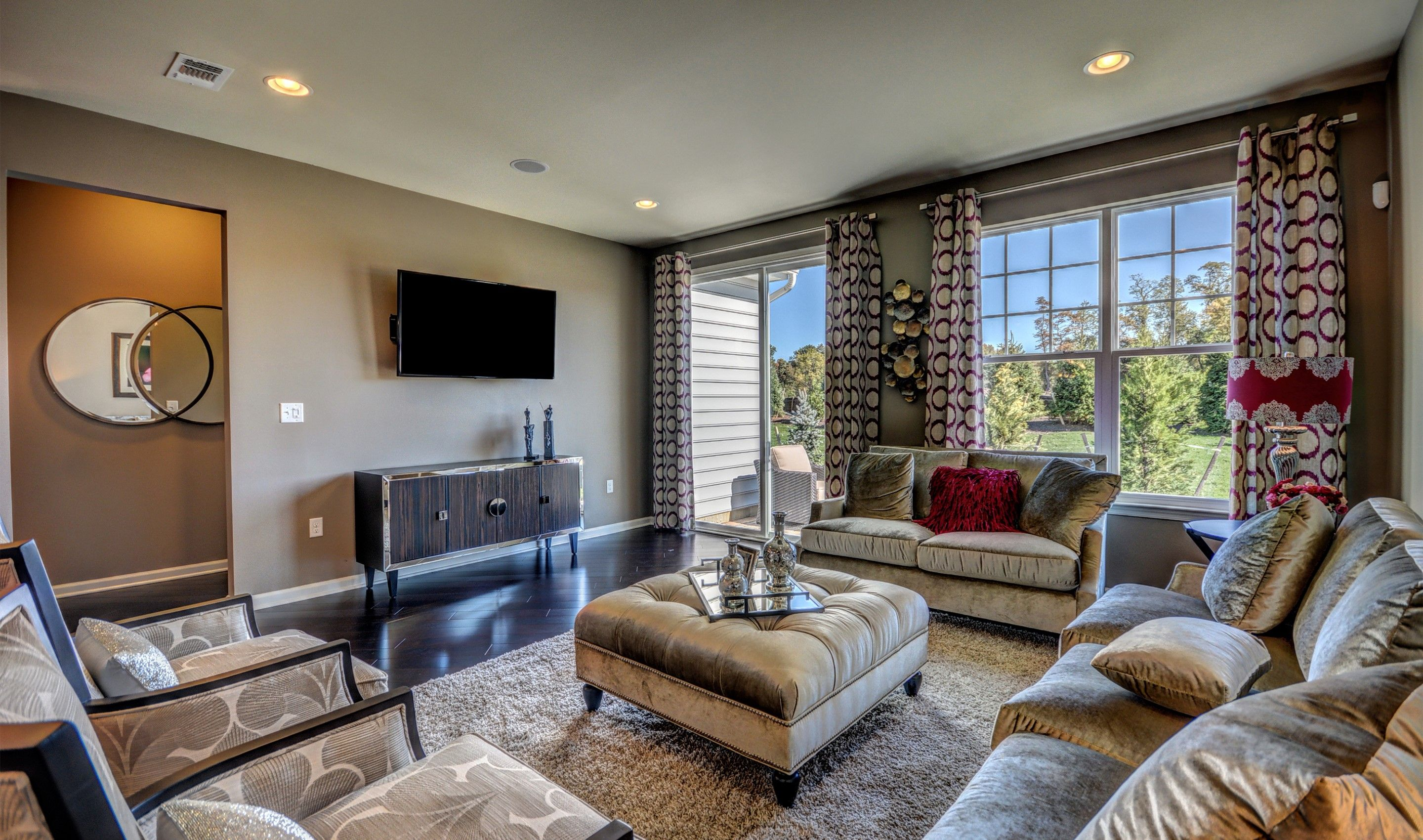 Living Area featured in the Grenada By K. Hovnanian's® Four Seasons in Charleston, SC