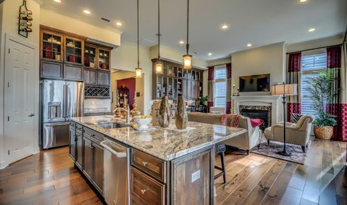 Greatroom-and-Dining-in-Killarney II Loft-at-K. Hovnanian's® Four Seasons at Monroe-in-Monroe