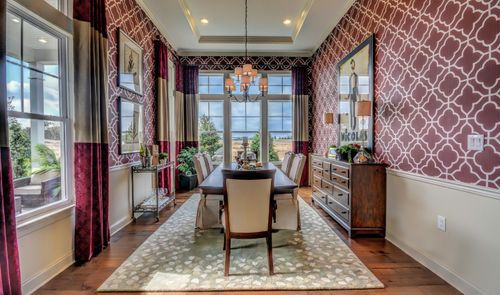 Dining-in-Killarney II Loft-at-K. Hovnanian's® Four Seasons at Monroe-in-Monroe