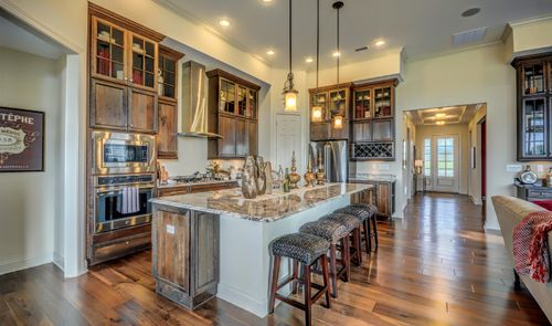 Kitchen-in-Killarney II Loft-at-K. Hovnanian's® Four Seasons at Monroe-in-Monroe