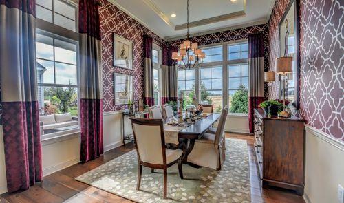 Dining-in-Killarney II-at-K. Hovnanian's® Four Seasons at Monroe-in-Monroe