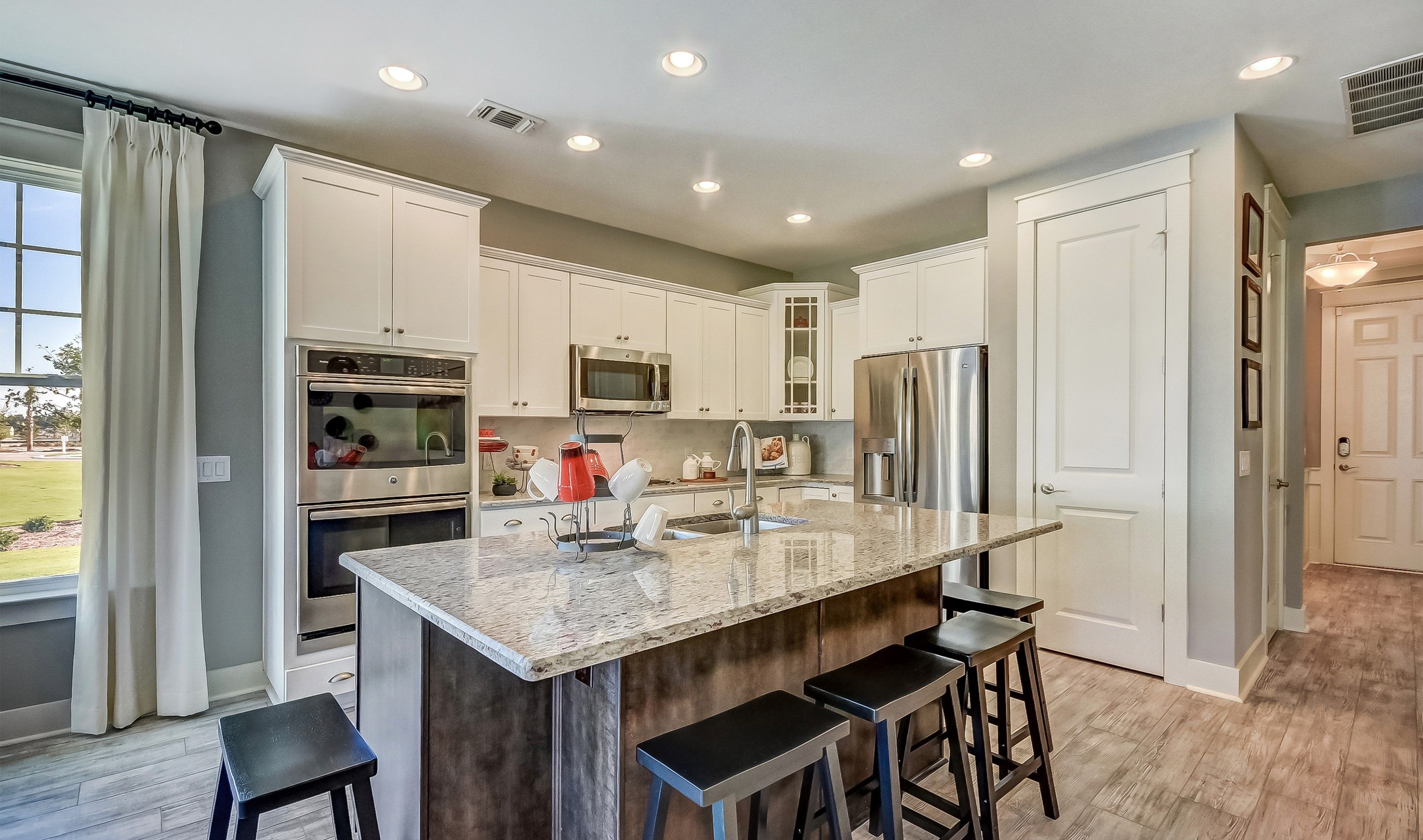 Kitchen featured in the Athens By K. Hovnanian's® Four Seasons in Hilton Head, SC
