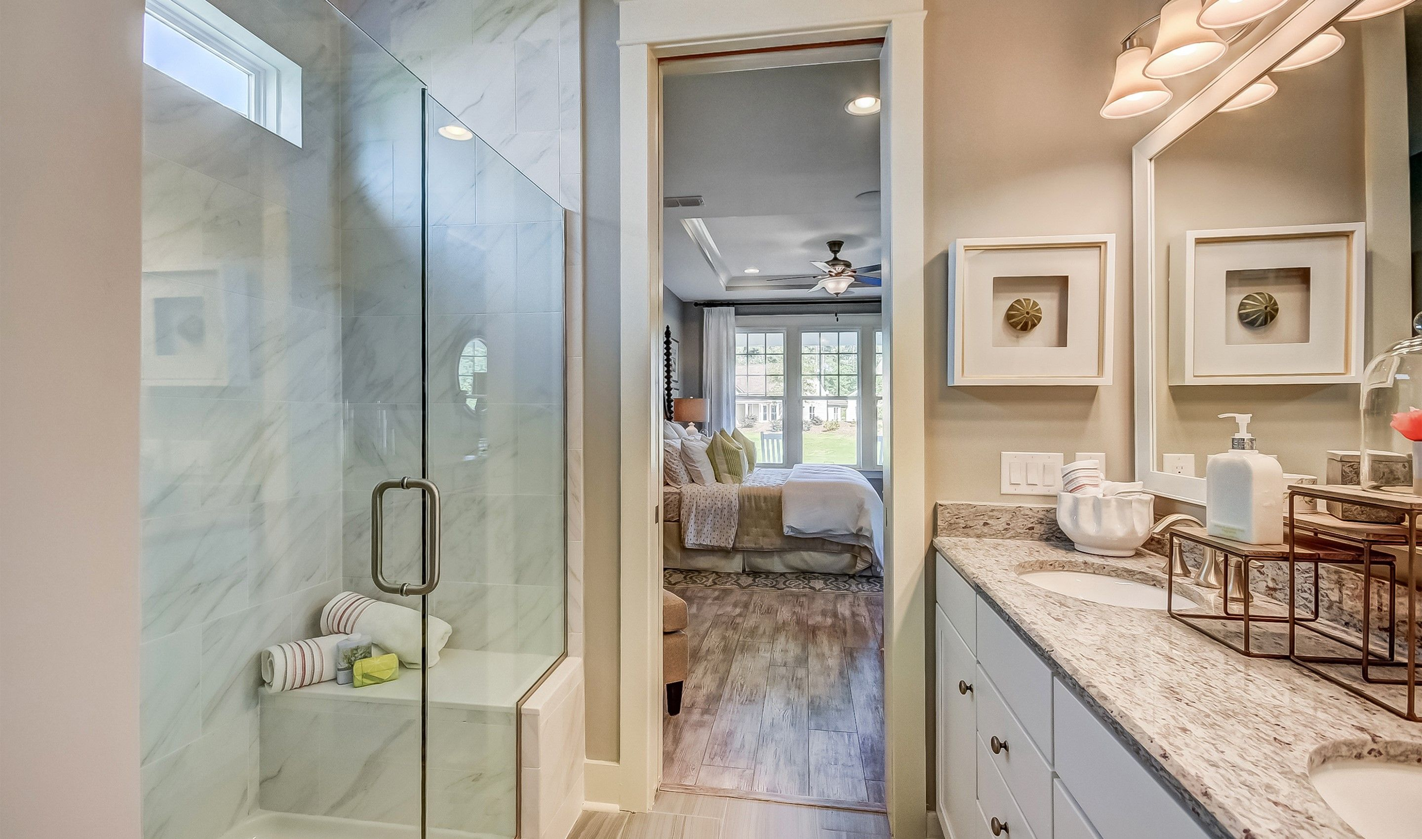 Bathroom featured in the Athens By K. Hovnanian's® Four Seasons in Hilton Head, SC