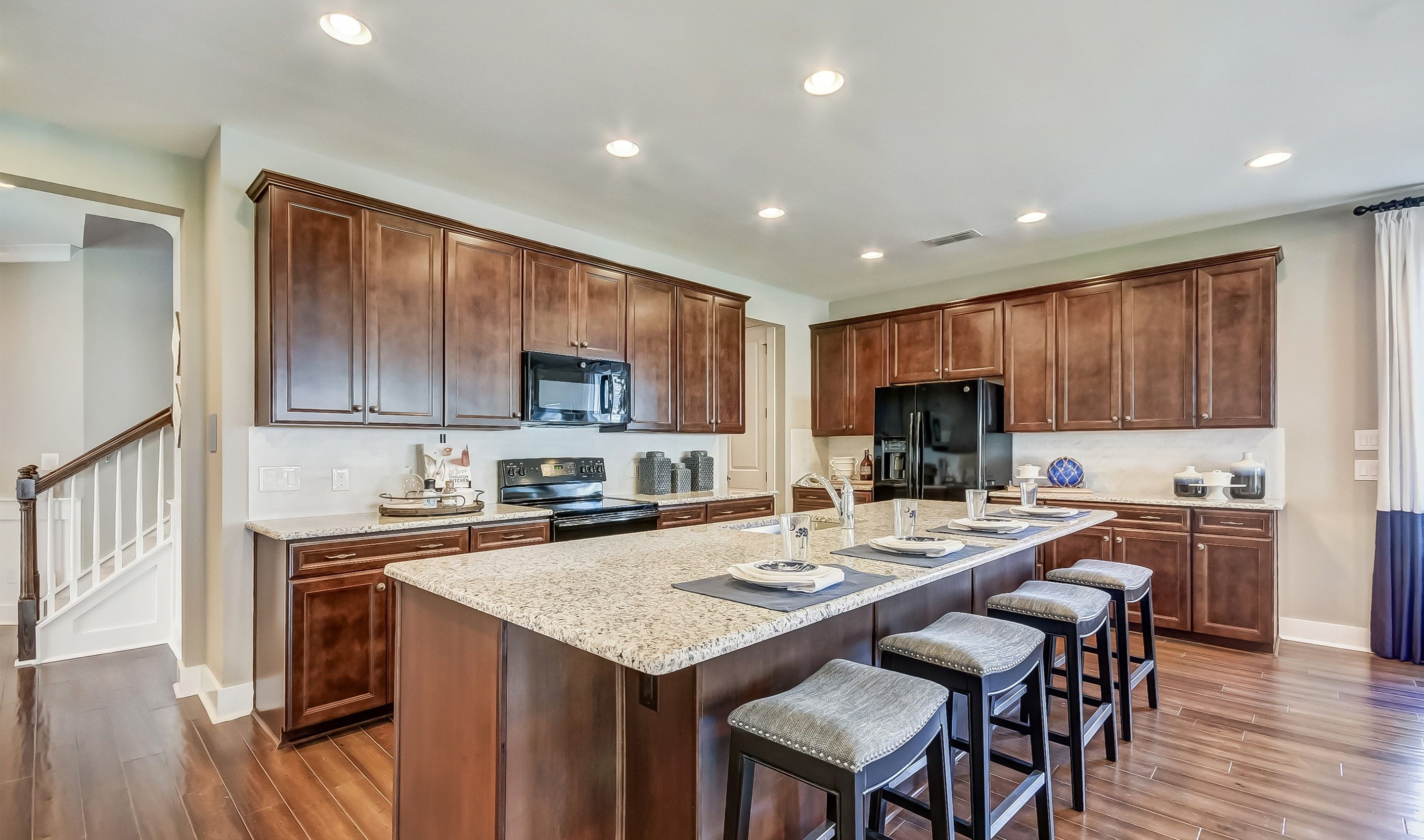 Kitchen featured in the Donegal Loft By K. Hovnanian's® Four Seasons in Hilton Head, SC