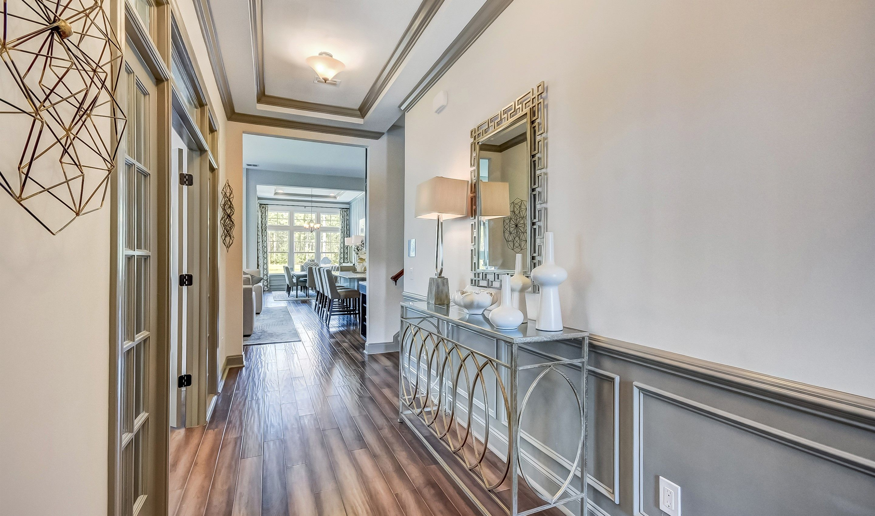 Living Area featured in the Killarney I By K. Hovnanian's® Four Seasons in Charleston, SC