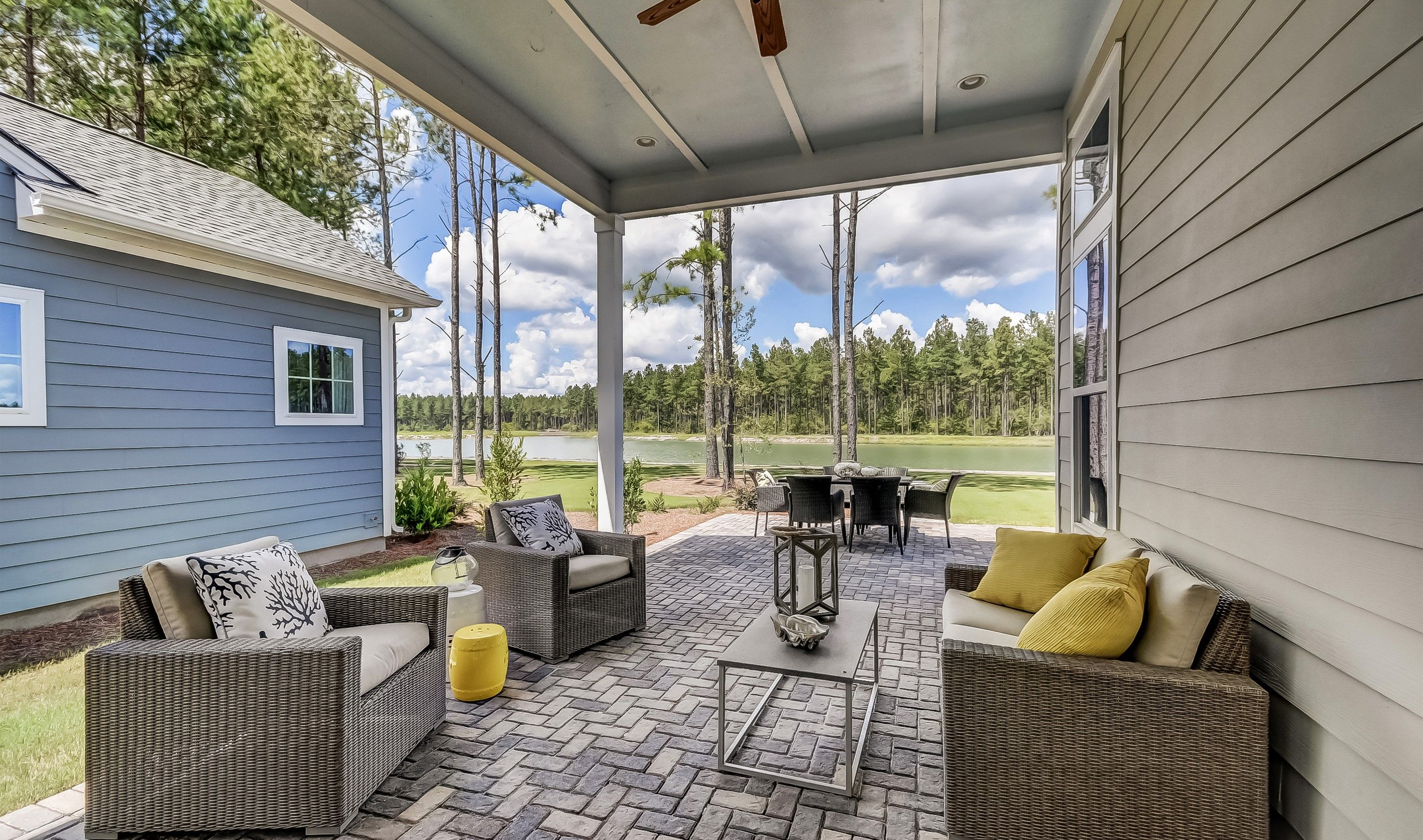 Exterior featured in the Killarney I By K. Hovnanian's® Four Seasons in Hilton Head, SC